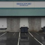 Bridgeport Distribution warehouse bays